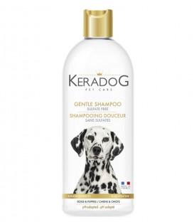 Hundeshampoo für empfindliche Haut