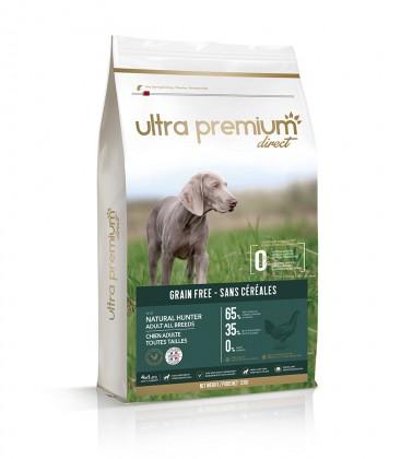 """Getreidefreies Hundetrockenfutter """"Natural Hunter"""" (mittelgroße und große Rassen, 25 kg bis 45 kg)"""