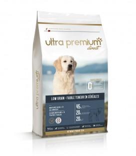 Super Premium Hundetrockenfutter für Senioren