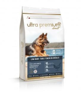Super Premium Hundetrockenfutter für große Rassen