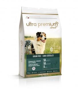 Getreidefreies Light Trockenfutter für kastrierte Hunde