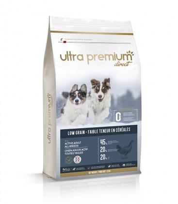 Super Premium Trockenfutter für aktive Hunde aller Größen/Rassen