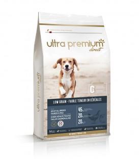 Super Premium Hundetrockenfutter mit Lachs und Reis
