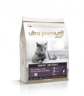Getreidefreies Light Trockenfutter für kastrierte Katzen oder Hauskatzen