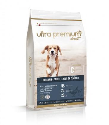 hundefutter premium hundetrockenfutter f r mittelgro e. Black Bedroom Furniture Sets. Home Design Ideas