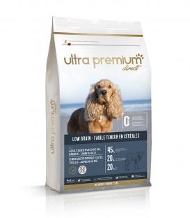 Super Premium Trockenfutter für sensible Hunde aller Größen/Rassen