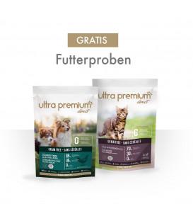Futterproben für Hunde und Katzen - Ultra Premium Direct